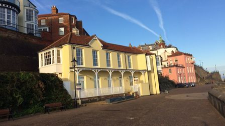 The Bath House in Cromer has been sold, subject to contract. Picture: David Bale