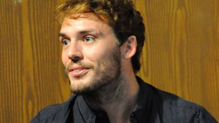 Sam Claflin has joined the cast of BBC drama Peaky Blinders. Picture: DENISE BRADLEY