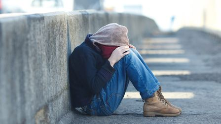 James Marston says we need to stop turning away from the homelessness in our midst Picture: bodnarch