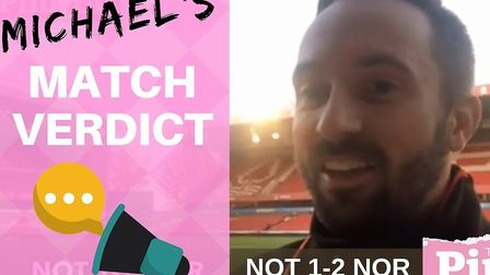 PinkUn Show host Michael Bailey reports from the City Ground as Norwich City produce a stirring come