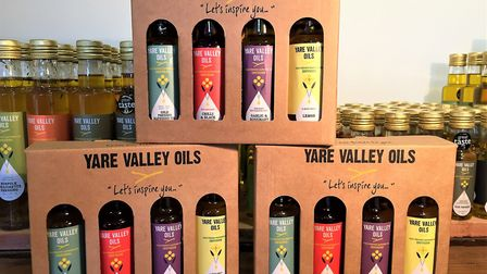 Yare Valley Oils. Pictire: Yare Valley Oils.