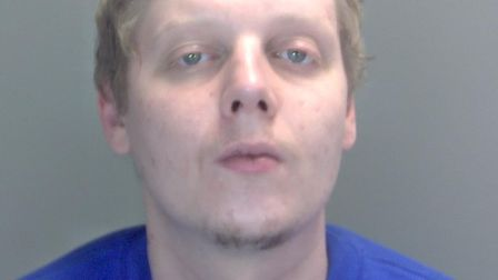 Martyn smith was jailed for two years for GBH. Picture: Norfolk Constabulary