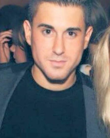 Bradley Raper who died following a collision near Thetford. Picture: supplied by Chantelle Dwyer