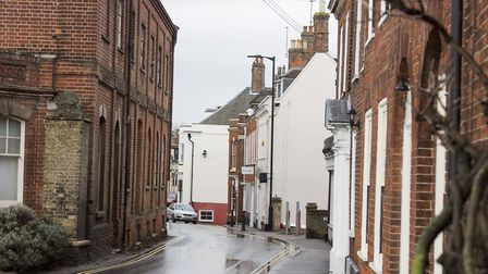 Trinity Street, Bungay.Picture: Nick Butcher