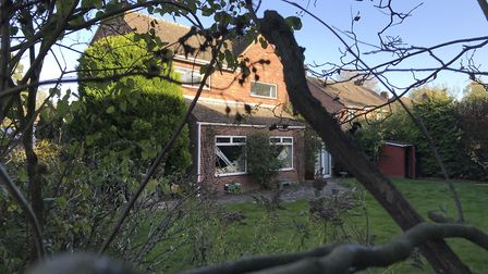 House on Upton close where a cannabis factory was found. Picture: Archant