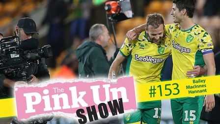 The PinkUn Show returns with its latest bout of Norwich City chatter - and with a spring in its step