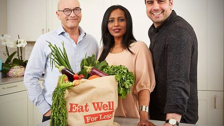 Eat Well For Less is looking for participants for a new series. Photo: BBC