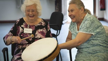 Creative Arts East runs arts and culture events across rural East Anglia. Picture: ANITA STAFF