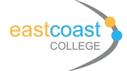 The East Coast College logo. The college's Lowestoft Campus will be holding a memorial event on Armi