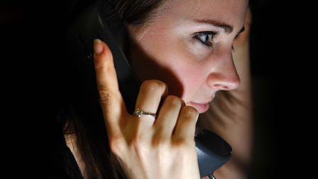 Broadland Council have warned people not to give their bank details out over the phone. PHOTO: ANTON