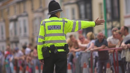 Chief constable Simon Bailey says the force are moving in the right direction with his 2020 policing