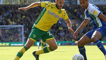 Teemu Pukki played under new Brentford boss Thomas Frank at Brondby Picture: Paul Chesterton/Focus I