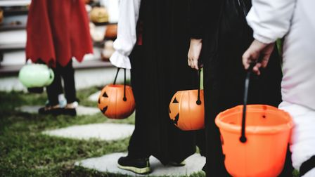Some cities in the US have even made it illegal for over 12s to trick-or-treat Credit: Getty Images/