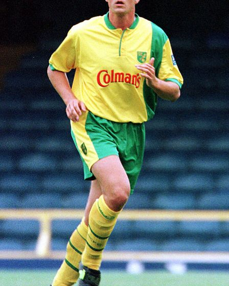 NORWICH CITY PLAYER MALKY MACKAY.FILE PICTURE TAKEN AT PRESEASON FRIENDLY WITH SOUTHEND UNITED, 16.7