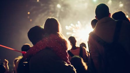 People are being urged to attend organised fireworks displays this Bonfire Night, rather than unoffi