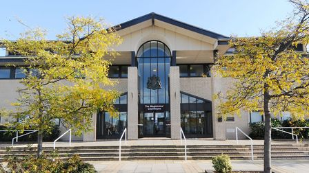 Yarmouth Magistrates court.Photo: Nick ButcherCopy: For: EDP /ENArchant © 2009(01603) 772434