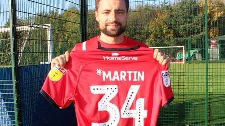 Former Norwich City captain Russell Martin has joined League One side Walsall as a player-coach Pict