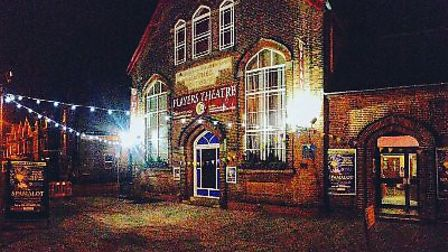 The Bethel/Players Theatre, the current home of the Lowestoft Players. Picture: Courtesy of Bob Dick