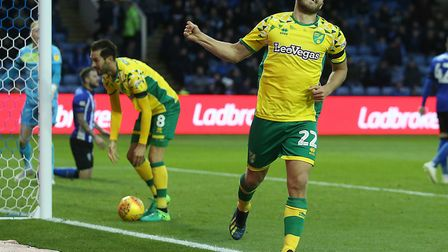 Norwich City striker Teemu Pukki was back with a bang against Sheffield Wednesday at Hillsborough. P