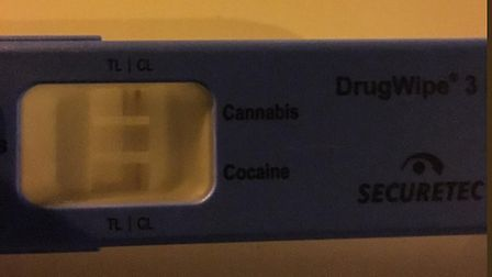 A speeding driver was arrested in Lowestoft after testing positive for cannabis. Photo: Norfolk and