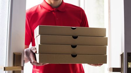 Fast food delivery. Photo: Getty Images/iStockphoto