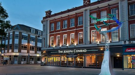 The Loo of the Year Awards 2018 managing director, Mike Bone, said: The toilets at The Joseph Conrad