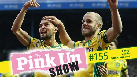The PinkUn Show returns live from The Woolpack to revel in Norwich City's fine form and look ahead t