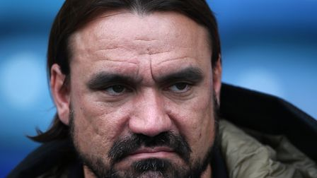Norwich head coach Daniel Farke has missed out on the latest manager-of-the-month shortlistPicture: