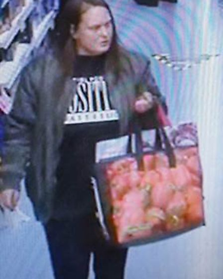 Police want to speak to a woman after toys were stolen from B&M in King's Lynn Picture: Norfolk Con