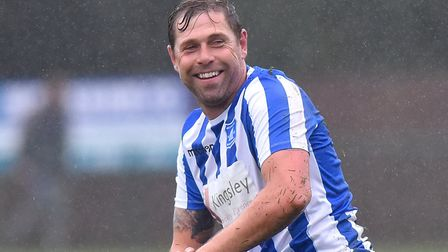 Grant Holt - Wroxham's new signing. Picture: Archant