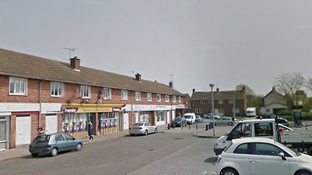 Police are appealing for witnesses after a lit firework was thrown into Whitton Food Market, Lowesto