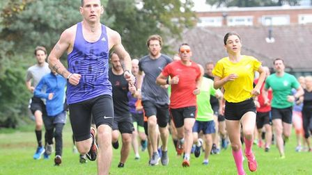 GP surgeries in Norfolk and Suffolk are joining the parkrun practice initiative. Photo: Graham Smith