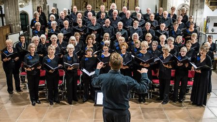 King's Lynn Festival Chorus will join the Norfok Symphony Orchestra