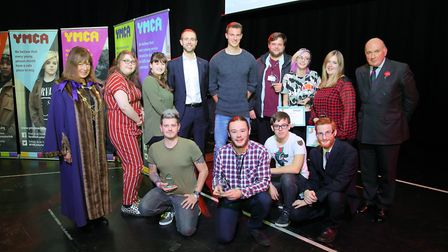 YMCA Norfolk celebrated the achievements of the young people and families it supports at its annual
