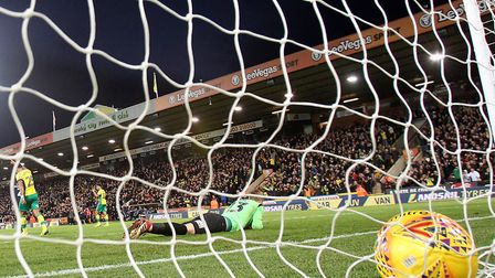 Moritz Leitner's second-half strike nestles in the Millwall net to give Norwich City a rather tempor