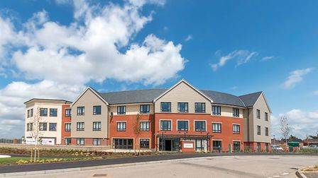 Cavell Court care home in Cringleford. Photo: Care UK