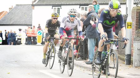 Norfolk will be hosting the National Road Championships next June. Picture: Julian Claxton