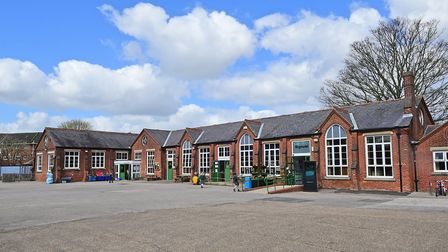 Bignold Primary School is applying to the Aviva Community Fund. Picture: Archant