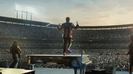 The 2018 John Lewis advert looks back at the life of Elton John through his hit Your Song. Picture