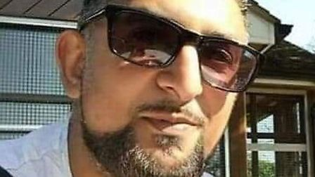 Shazad Ali rushed over to help a Norfolk man who was engulfed in flames outside a homeless hostel.