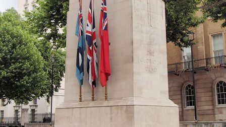 The Cenotaph in London. Norfolk needs a new memorial to honour our war heroes, says Nick Conrad
