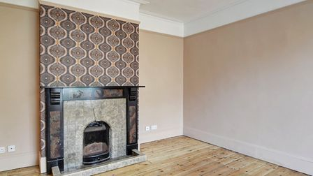 Chester Street, front reception room, after the renovation. Pic: www.brown-co.com