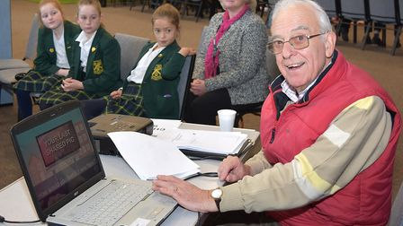 The Stay Safe online scenario as Crucial Crew commences in Lowestoft, with about 1,200 schoolchildre