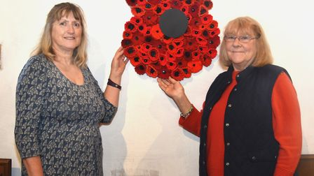 A Poppy Day Festival is taking centre stage at Gunton St Peters Church this weekend. Pictures: Mick