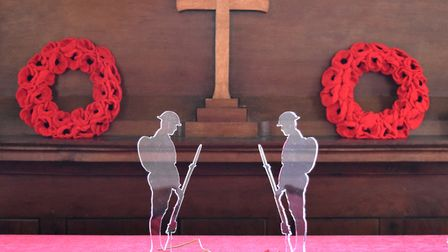 A Poppy Day Festival is taking centre stage at Gunton St Peter's Church this weekend. Pictures: Mick