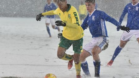 The FA Youth Cup came to an end in the quarter-finals for Norwich last season, losing 3-1 to Birming