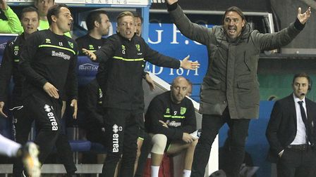 Another German coach is reportedly close to joining Daniel Farke's coaching staff at Norwich City Pi