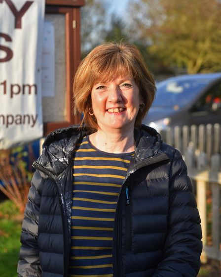 Patricia Thorpe has been nominated for a community heros award after opening a loneliness prevention