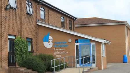 Caister Academy, run by the Creative Education Trust. Picture: Supplied