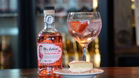 A Norwich pub is offering free gin for a slice of cake. Picture: Hungry Horse